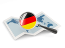 Germany magnified flag with map 256.png